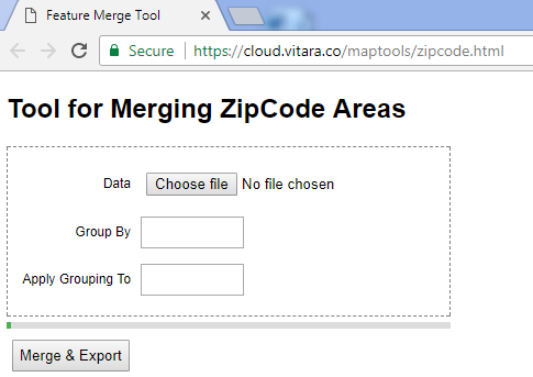 map generic merge tool 7